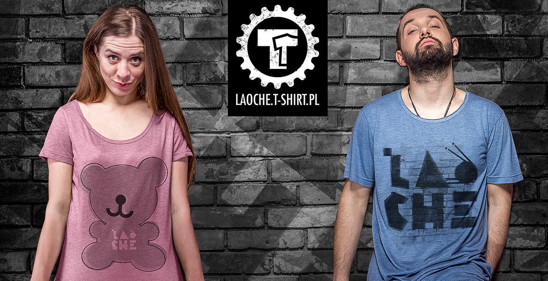 Nowe koszulki Lao Che w t-shirt.pl